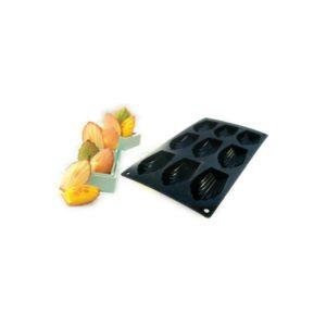 moule-souple-pour-realiser-9-madeleines-en-silicone